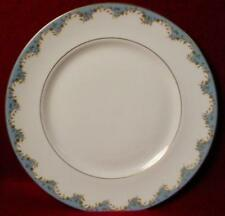 ROYAL DOULTON china MARLBOROUGH lt blue LUNCHEON PLATE
