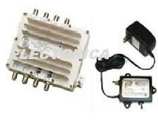 NEW SW44 BELL EXPRESS VU Dish Network MULTI SWITCH HDTV SATELLITE SW 44 4X4 HD
