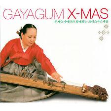 CD Musique du Monde Art Corée Instrument à Cordes Gayagum Chanson de Noël