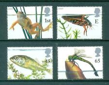 GB 2001 Europa - Pond Life set. Mint MNH. One postage for multiple buys.
