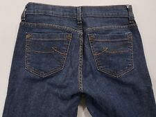 "DKNY Avenue B Jeans Womens Size 4R x 31"" Dark Wash Stretch Straight Leg"