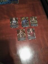 Resident Evil Deck Building Game Outbreak Promo Pack VERY RARE