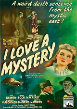 I Love A Mystery - DVD