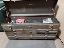 Vintage Kennedy 526 Machinist Tool Box Chest 8 Drawer 26