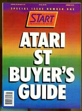Start  Magazine Atari ST Buyer's Guide-Special Issue Number One-1987