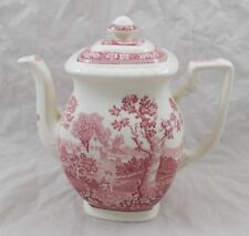 Villeroy & and Boch RUSTICANA RED coffee pot with lid