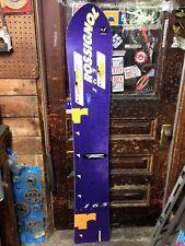 Vintage Original ROSSIGNOL 163 RACE SNOWBOARD  NOS