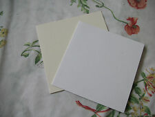 SINGLE FOLD CARD BLANKS 160MM Square