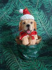 Petsmart Charities Luv-A-Pet 2009 Collectible Dog Ornament~ Keith Kimberlin~EUC!