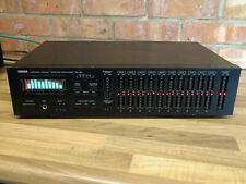 Yamaha GE-60 Natural Sound Graphic Equaliser - Fully Working but Needs TLC