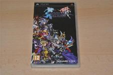 Sony PSP Square Enix Fighting Video Games