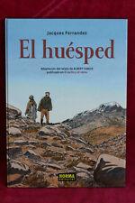 El huesped / The guest (Espagnol) - JACQUES FERRANDEZ