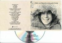 PAUL SIMON The Ultimate Collection 2015 UK 19-trk promo test CD