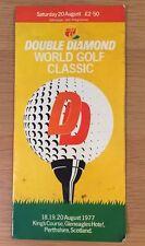 Golf Programmes