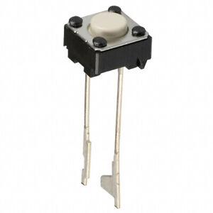 10 pcs. B3F-6000  Omron Microtaster  Mini-Taster  24V 0,05A 6x6mm 4,3mm hoch #BP