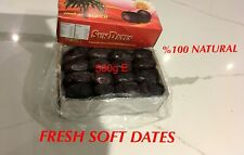FRESH & SOFT SUN DATES, BEST QUALITY MAZAFATI, MORE THAN 600gr, NEW