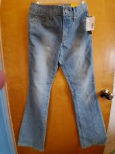 Fashion Bug Straight Blue Jeans  Women's Size 4 NWT