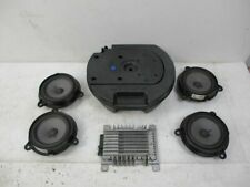 Speaker System Subwoofer 4x Speaker Amplifier Nissan Murano (Z50) 3.5