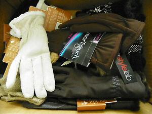 NEW Isotoner Gloves you choose free shipping various styles colors
