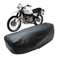 BMW R80GS R 80 GS BLACK MOTORCYCLE SEAT COVER 1980-1987 620mm seat length R80
