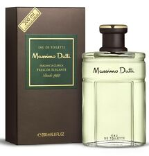 Köln Parfüm Eau de Toilette MASSIMO DUTTI x Mann pour uomo for men 200ml