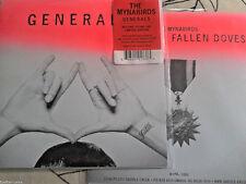 "RSD 7"" RED VINYL The Mynabirds Generals #102 Hand Painted + MP3 CODE NEU"