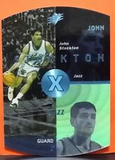John Stockton card Sky 97-98 SPx #45