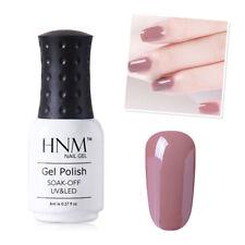 Gel Nail Polish Nude Wine Red Pink Purple Gray Nail Art Manicure Pedicure HNM