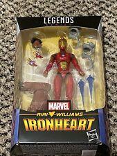 Marvel Legends Iron Man 6 Inch Figure BAF URSA Major - Ironheart IN STOCK