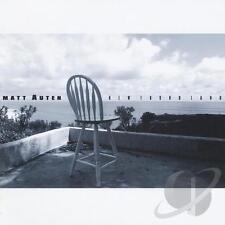 New Found Land by Matt Auten (1999 Silent Planet Records)  EXC LN CONDITION