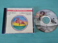CHRISTOPHER CROSS THE BEST OF RIDE LIKE THE WIND CD 1992 EU EDITION