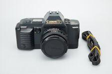 Canon T70 35mm SLR Film Camera w/ Canon nFD FD 50mm f/1.8 f1.8 Lens T-70 T 70 MF