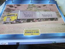 Super Trucks Frontlenker USA Kenworth K100B, 1964