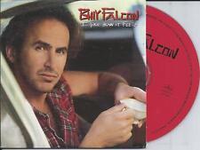 BILLY FALCON - I like how it feels PROMO CD SINGLE 1TR CARDSLEEVE 1994 RARE!