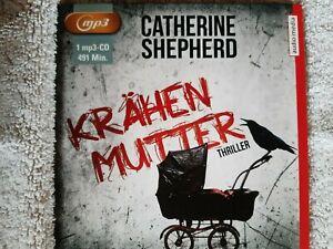 Hörbuch Catherine Shepherd - KRÄHENMUTTER 1 MP3