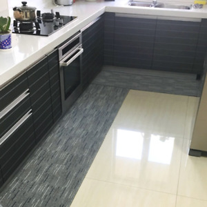 10MM Non-Slip Home Kitchen Door Mat Machine Washable Floor Rug Carpet Thick L