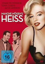 Manche mögens heiss - Marilyn Monroe - DVD - OVP - NEU