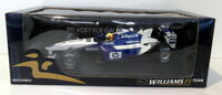 Minichamps 1/18 Scale diecast -100 020105 Williams F1 BMW FW24 R Schumacher 2002