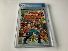 AMAZING ADVENTURES 38 CGC 9.8 WHITE PS AWESOME COVER BLACK PANTHER MARVEL COMICS