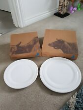 Jamie Oliver Jersey Dinner And Side Plates.