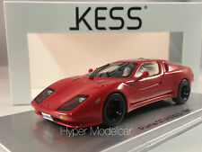 check out 7ded6 fc387 KESS MODEL 1 43 PUMA GTV 033 S ENGINE ALFA ROMEO 1985 RED ART.