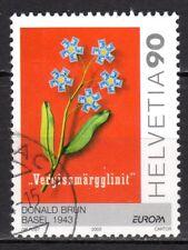 Switzerland - 2003 Europa Cept / Poster Art -  Mi. 1838 VFU