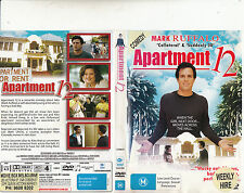 Apartment 12-2006-Mark Ruffalo-Movie-DVD