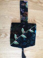 Goody Goody California Printed Velvet Lightweight Handbag