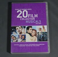 Best of Warner Bros Musicals Part 2 1951-1964 Six Movie DVD Set