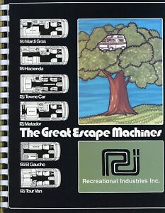 1975 Chevrolet Dealer's Guide for Special Bodies & Equipment - Silver Book