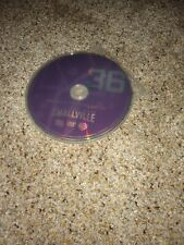 Smallville Complete Series Sixth Season 6 Disc 36 Replacement Disc U.S. Issue!