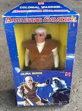 1978 Mattel Battlestar Galactica Colonial Warrior 12� figure-Nrfb