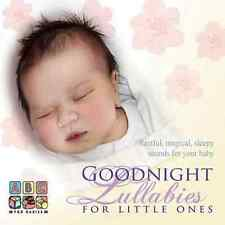 GOODNIGHT LULLABIES FOR LITTLE ONES CD BRAND NEW ABC For Kids/Babies