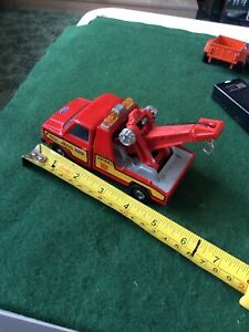 Corgi Ford Transit Recovery Tow Truck With Working Winch. Small Van NOT Included